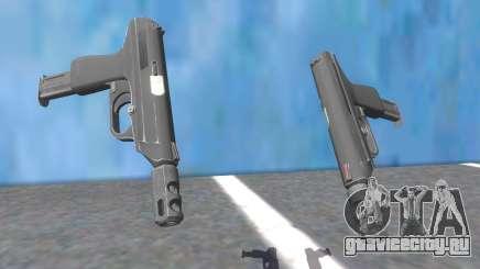 Matilda Resident Evil 2 Remake для GTA San Andreas
