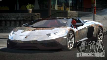 Lamborghini Aventador GS L4 для GTA 4