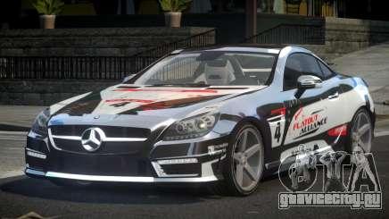 Mercedes-Benz SLK GST ES L9 для GTA 4