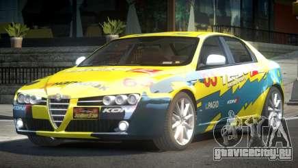 Alfa Romeo 159 GS L1 для GTA 4