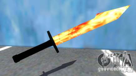 Taskmasters Sword V2 from Spider-Man PS4 для GTA San Andreas