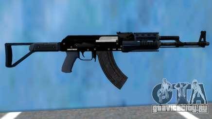 GTA V Assault Rifle для GTA San Andreas