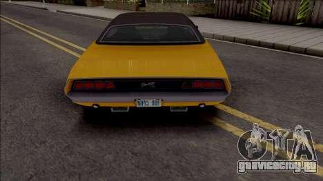 GTA V: Bravado Gauntlet Classic для GTA San Andreas