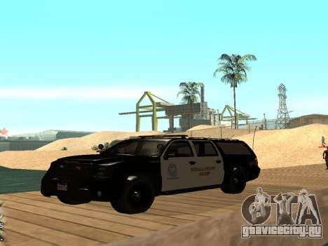 MGCRP FBI RANCHER MOD для GTA San Andreas