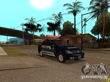 Chevrolet Corsa PFA для GTA San Andreas