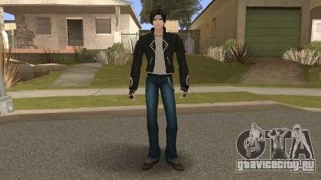 KYO KOF XV для GTA San Andreas