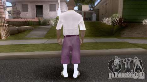 Tupac Amaru Shakur - Machiavelli для GTA San Andreas