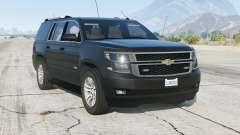 Chevrolet Tahoe FBI для GTA 5