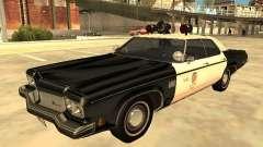 Oldsmobile Delta 88 1973 Los Angeles Police Dept для GTA San Andreas