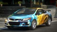 Honda Civic ZD-R L5 для GTA 4