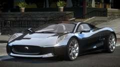 Jaguar C-X75 GT для GTA 4