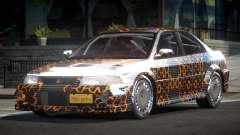 Mitsubishi Evolution VI PSI RC PJ9 для GTA 4