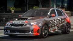 Subaru Impreza STI SP-R L10 для GTA 4