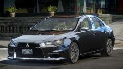 Mitsubishi Lancer X PSI-R для GTA 4