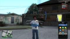 GTA5 HUD by DK22Pac