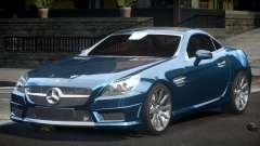 Mercedes Benz SLK55 GST V1.1 для GTA 4