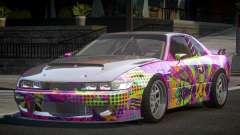 Nissan 240SX SP-R L6 для GTA 4
