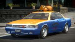 Vapid Stanier 2nd Gen Downtown Cab