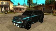 Sidhu Moosewala Range Rover Mod для GTA San Andreas