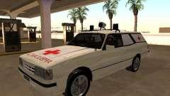 Chevrolet Caravan Diplomata 1992 Ambulância для GTA San Andreas