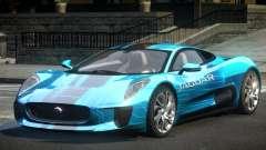 Jaguar C-X75 GT L9 для GTA 4