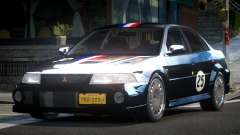 Mitsubishi Evolution VI PSI RC PJ3 для GTA 4