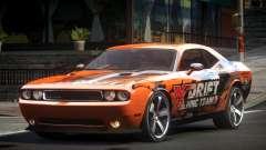 Dodge Challenger GST Drift L6 для GTA 4