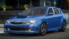 Subaru Impreza STI SP-R