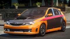 Subaru Impreza STI SP-R L1 для GTA 4