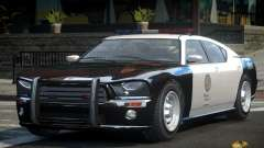 Bravado Buffalo LSPD Police Cruiser для GTA 4