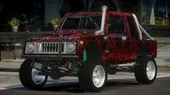 Suzuki Samurai Off-Road PJ3 для GTA 4