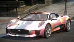 Jaguar C-X75 GT L5 для GTA 4