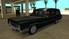 Cadillac Fleetwood 1970 Hearse Pack для GTA San Andreas