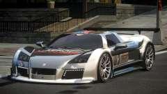 Gumpert Apollo Urban Drift L7 для GTA 4