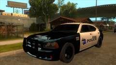 DMRP Dodge Charger Police для GTA San Andreas