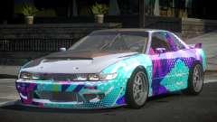 Nissan 240SX SP-R L2 для GTA 4