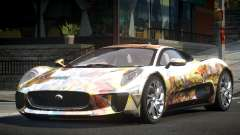 Jaguar C-X75 GT L4 для GTA 4