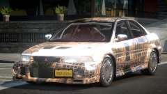Mitsubishi Evolution VI PSI RC PJ6 для GTA 4
