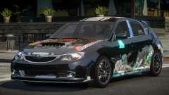 Subaru Impreza STI SP-R L9 для GTA 4