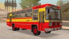 Bus Caio Gabriela II MBB LPO-1113 1979
