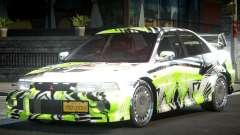 Mitsubishi Evolution VI PSI RC PJ2 для GTA 4