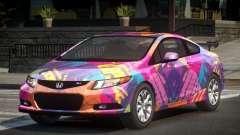 Honda Civic ZD-R L6 для GTA 4