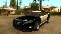 MGRP Police Vapid Interceptor для GTA San Andreas