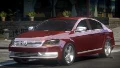 Volkswagen Passat B7 V1.2 для GTA 4