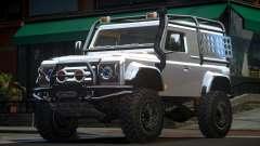 Land Rover Defender Off-Road для GTA 4