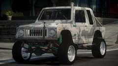 Suzuki Samurai Off-Road PJ2 для GTA 4