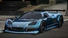 Gumpert Apollo Urban Drift для GTA 4