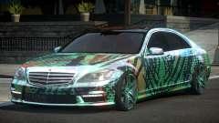 Mercedes-Benz S65 U-Style PJ7 для GTA 4