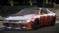 Nissan 240SX SP-R L3 для GTA 4