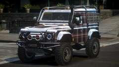 Land Rover Defender Off-Road PJ5 для GTA 4